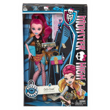 Muñeca Monster High Gigi Grant Scaremester Escuela Colección