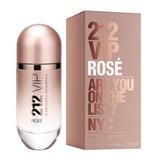 Perfume 212 Vip Rosé Eau De Parfum Feminino 80ml