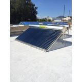 Calentador Solar Solarflex Instalado En Zm De Guadalajara