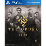 The Order 1886 Ps4 Digital Gcp