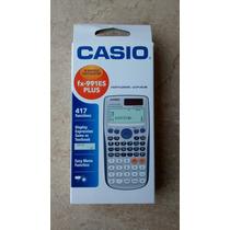 Calculadora Casio Fx-991es Plus Com 417 Funções Original