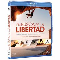 En Busca De La Libertad Documental , Pelicula En Blu-ray