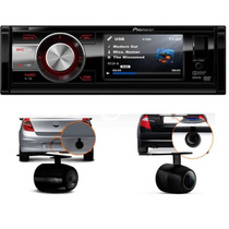 Dvd Player Pioneer Dvh-7880av Lançamento Tela 3 + Câmera Ré