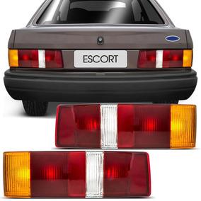 Lanterna Traseira Escort Hobby 93 94 95 96 Tricolor