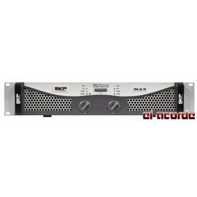Amp Potencia Skp Max 320 300w Pro Audio El Acorde Envios No