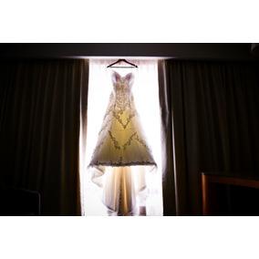 Vestido De Novia Santa Lucia Envio Incluido 12msi
