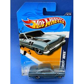 2011 Hot Wheels Muscle Mania Gm 12 66 Chevy Nova
