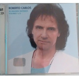 Cd Duplo Roberto Carlos - 30 Grandes Sucesos Vol 1 E 2