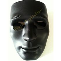 Mascara Negra Comedia Fantasma Opera Fiesta Party Broma