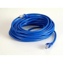 Cabo De Rede Ethernet 10 Metros P/ Internet Rede Adsl Rj45