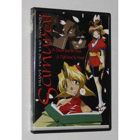 Samurai Hunt For The Sword Anime Dvd Original Importado