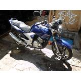 Sucata Moto Yamaha Fazer Ys250 2007