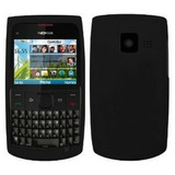 Funda Silicona De Goma Nokia X2-01 Envio Promo Cap
