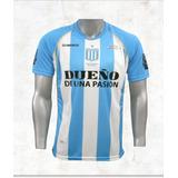 Camiseta De Racing Olympikus Titular 2012 - Talle: L