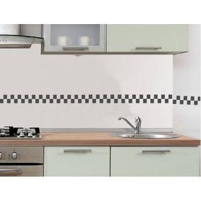 Faixa decorativa ceramica cozinha casa m veis e for Ceramica decorativa pared