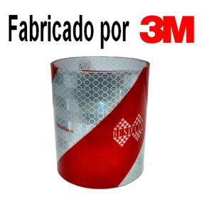 Faixa Refletiva Parachoque Caminhão (padrão3m) 2,40m
