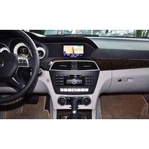Central Multimídia Mercedes Benz C180 C200 2012 2013 2014
