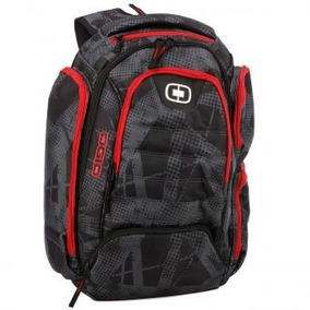 Mochila Backpack Ogio Metro Ii Fracture, Hive Y Gentry Plaid