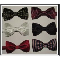 Corbatas Moños Hermosos Modernos Variados Colores Y Diseños