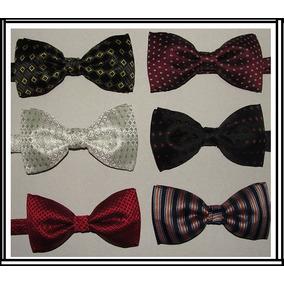 4 Corbatas De Moño Juvenil Moderno Adolecentes Adultos