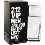 Perfume Original Carolina Herrera 212 Vip 200 Ml Envio Hoy