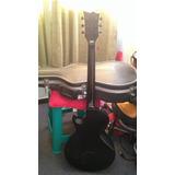 Guitarra Ltd Ec-500 Black Satin Envio A Medias Con El Compra