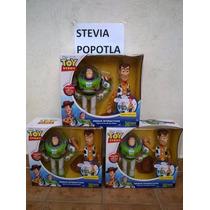 Toy Story Amigos Interactivos Woody Y Buzz Pixar