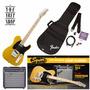 Pack Fender Squier Telecaster *********** Envio Gratis