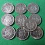 Lote De 10 Monedas Che Guevara