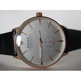 Elegante Reloj Rolex Para Caballero, ¡¡se Va En Lo Que Quede