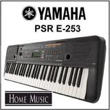 Organo Yamaha Psr E253 Piano Teclado Somos