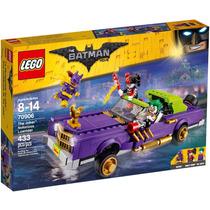 Lego Batman Movie - O Extravagante Lowrider Do Coringa 70906