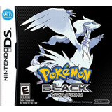 Pokemon Black Versión Para Nintendo Ds Nuevo Sellado