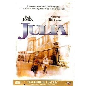 Dvd Julia, Com Jane Fonda, Vanessa Redgrave, Meryl Streep