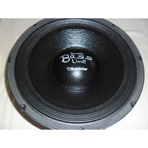 Subwoofer Roadstar 12 Cone Seco Resinado Rs-12165sb 1200rms
