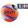 Balón Fútbol Professional Euforia Golty #5 Fpc 2017 + Cupón