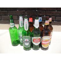 Envases De Cerveza Retornables $6 C/u Cap. Fed.