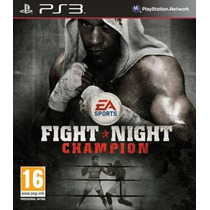 Fight Night Champions Complete Ps3 - Cod Psn Via Email
