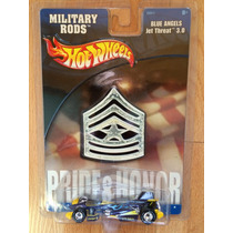 Hot Wheels 2002 Military Rods Blue Angels .