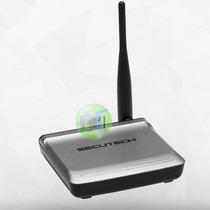 Router Inalámbrico 150mbps Secutech