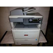 Impressora Multifuncional Laser Oki Mb460 Defeito De Scanner