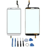 Vidrio Cristal Touchscreen Táctil Telefono Lg G2 D802