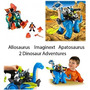 Juguete Fisher Price Imaginext Dinosaurios