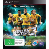 Rugby Challenge 3 Ps3 | Digital Oferta Unica!