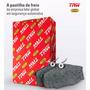 Pastilha Freio Dianteira/traseira Mb Atego 1315 148 1518 Trw