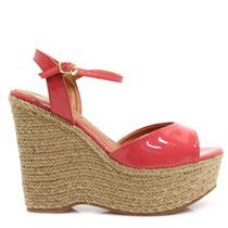 Sandália Zariff Shoes Anabela Plataforma 75004 | Zariff