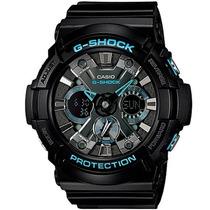 Relógio Casio Masculino G-shock Ga-201ba-1adr Original Nf
