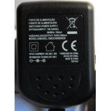 2 Fontes 6v 300ma Base-ramal Telefone S Fio Vtech 3,5-5,5mm