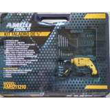 Kit Taladro Percutor Amco Tools Am-9211210