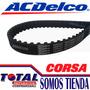 Correa De Tiempo Chevrolet Corsa Gm (original) Acdelco